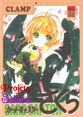 Card Captor Sakura - Illustrations Collection 2