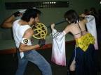 Wolverine vs Yuna