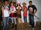 Galera de One Piece juntas - Peron, Chopper, Luffy.