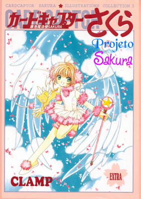 Card Captor Sakura - Illustrations Collection 3