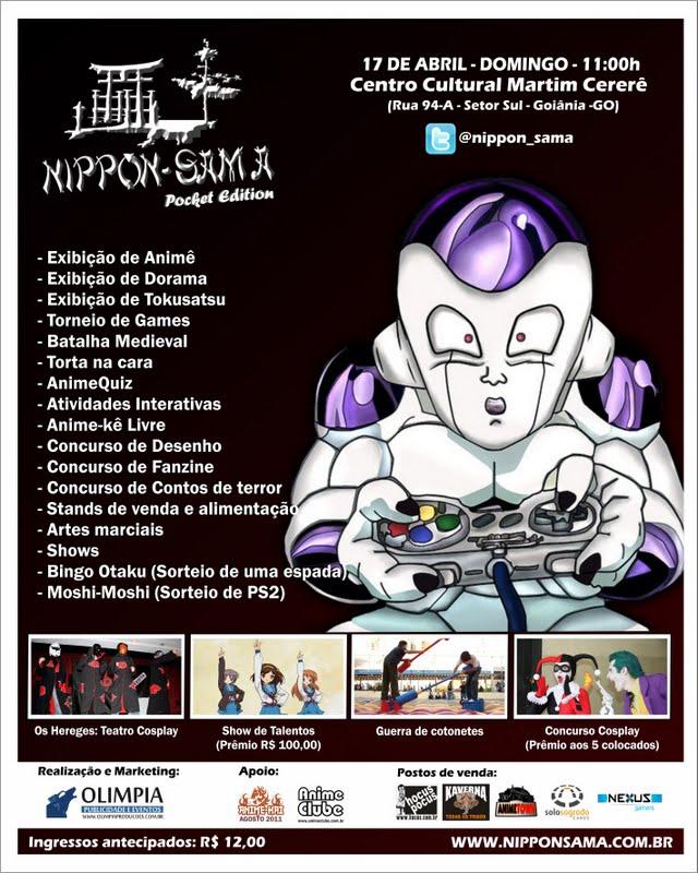 Festival Nippon-Sama 2011 (Pocket Edition)