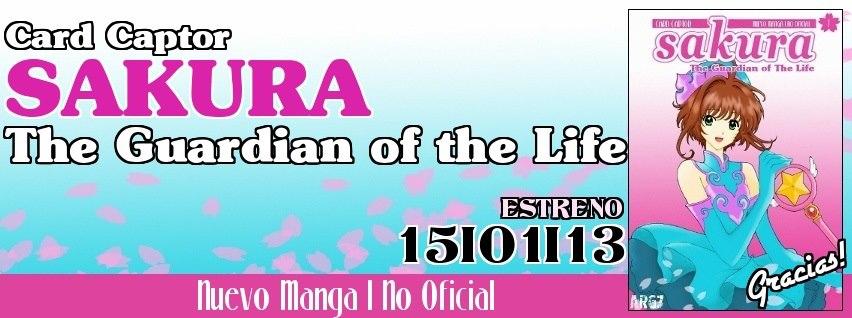 Sakura Card Captor's (The Guardian of the Life)