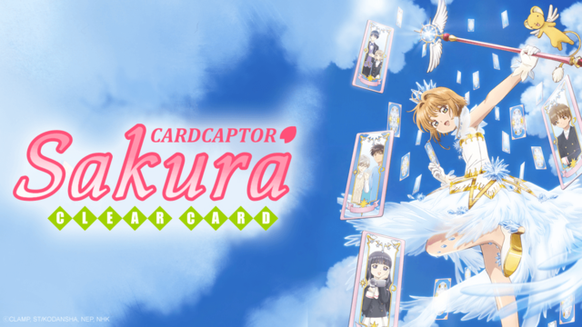 Cardcaptor Sakura: Clear Card-hen